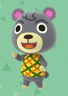 animal crossing olive