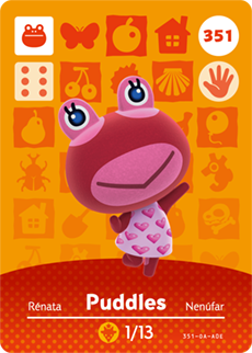 animal crossing puddles