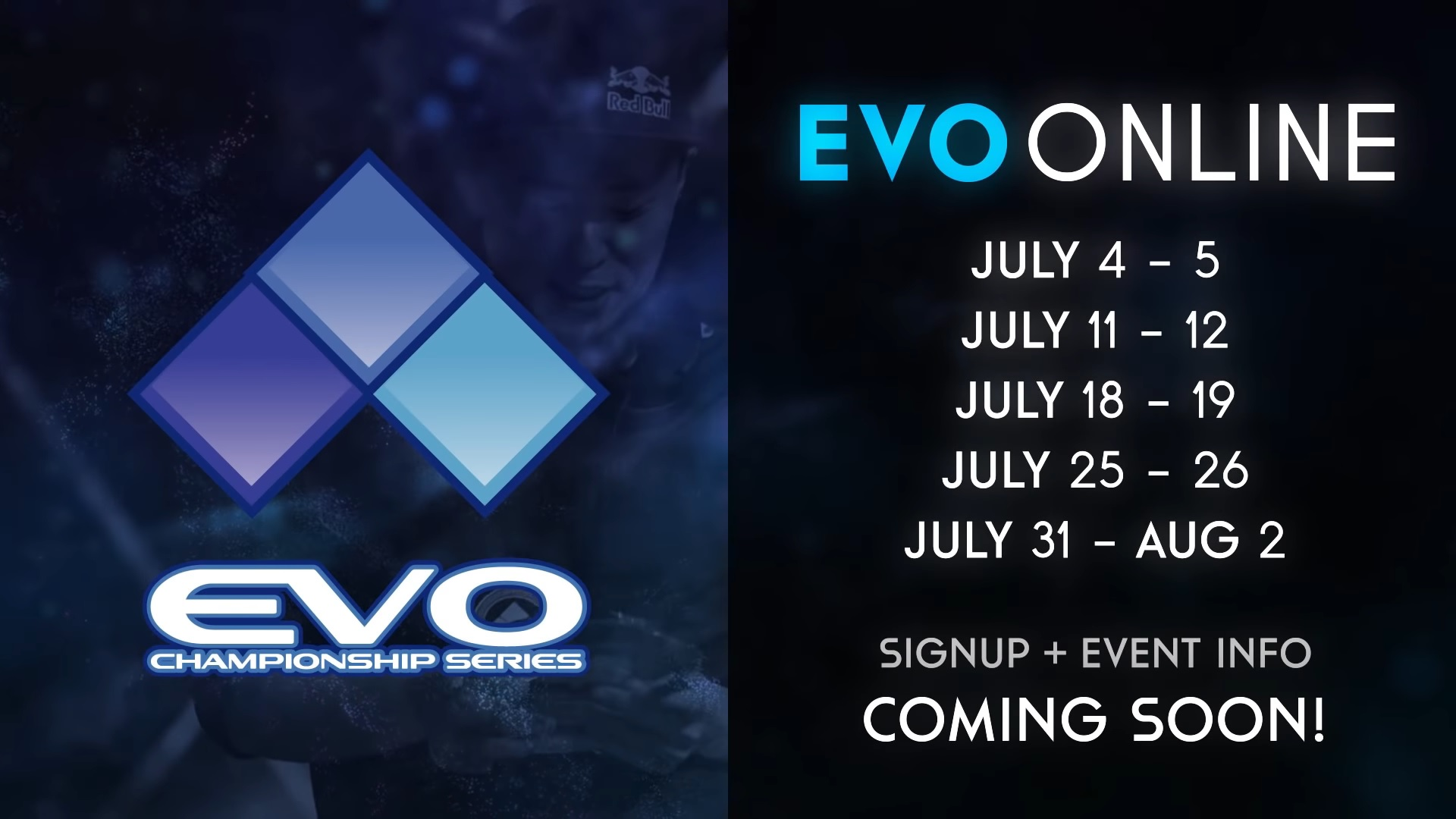 Photo of Preliminary EVO Online Games Announced: MK11 In, Smash Bros. Out