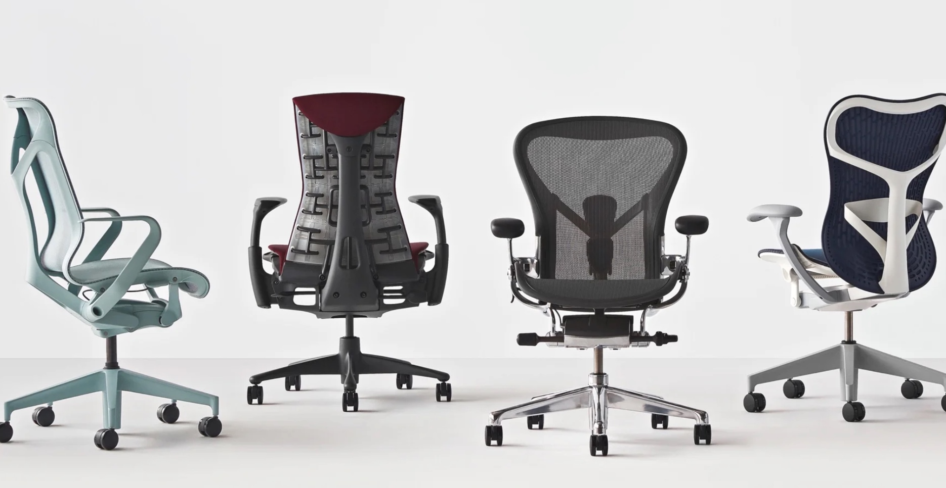 Photo of East Coast Office Hours 12: Herman Miller Gamer Chairs