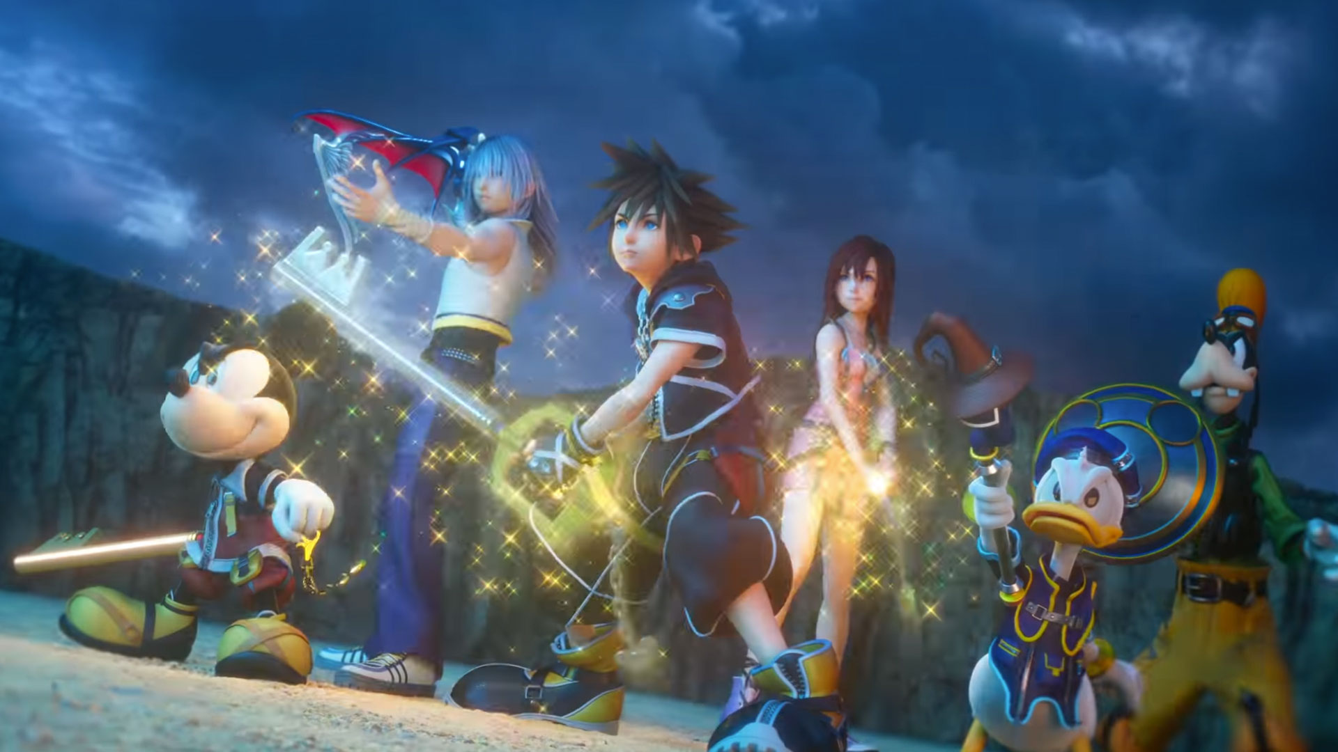 Photo of Report: Kingdom Hearts Disney+ Series in Development, Should Be Fine
