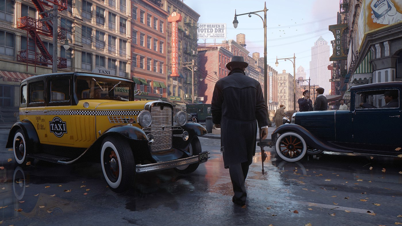 Photo of Mafia: Trilogy Brings All Three Games to Modern Consoles