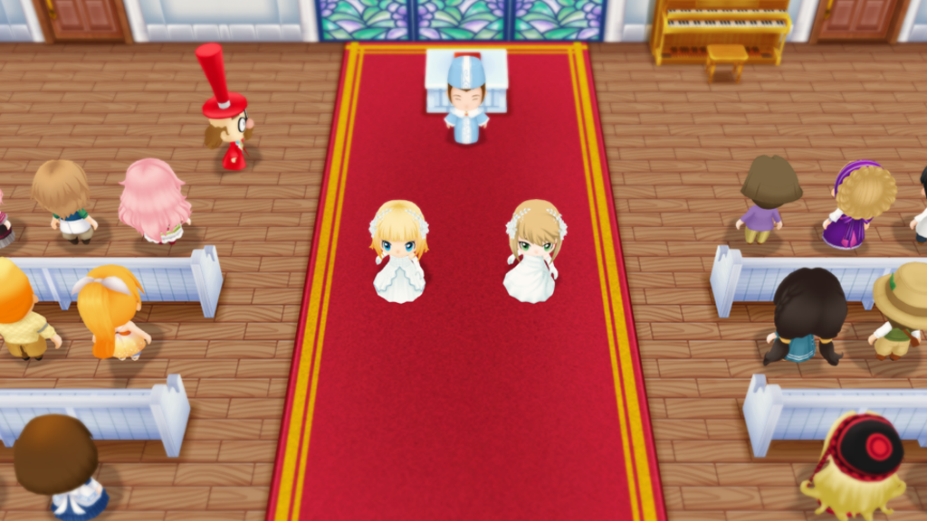 Photo of Western Story of Seasons: Friends of Mineral Town Allows Same-Sex Marriage