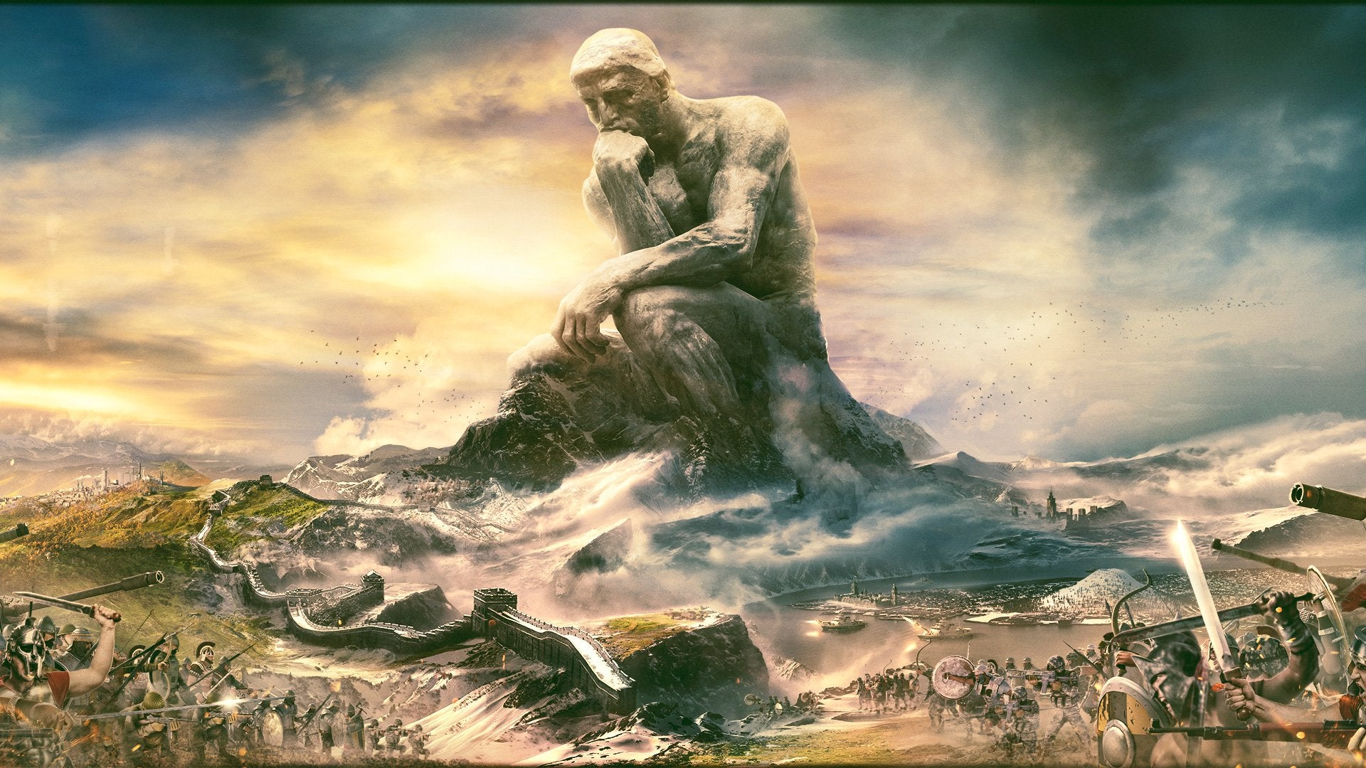 Photo of Civilization VI Gets New Season Pass, New Stuff Coming Across the Next Year