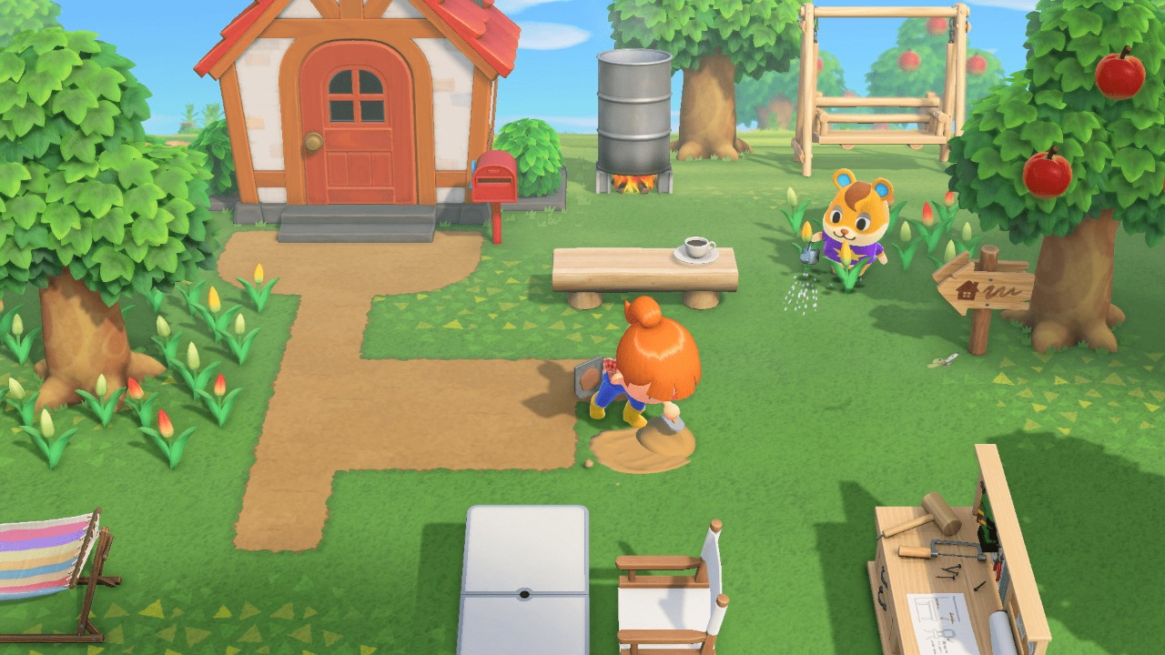 15 Best Custom Path Designs for Your Animal Crossing: New ...