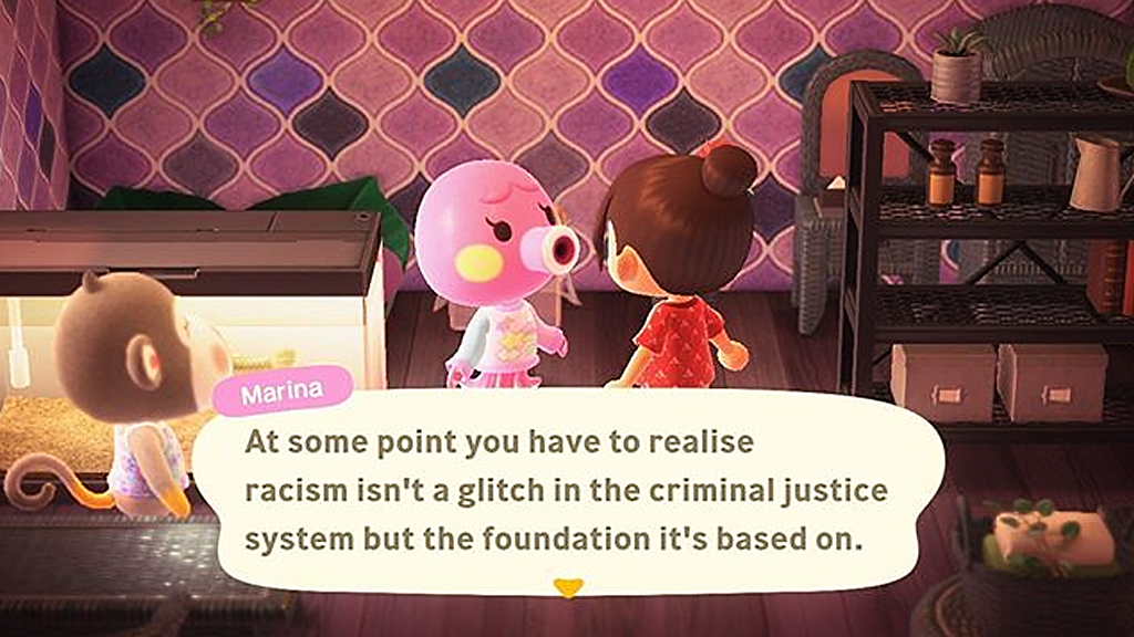Photo of This Animal Crossing Instagram Is Dedicated to Scathing Leftist Memes