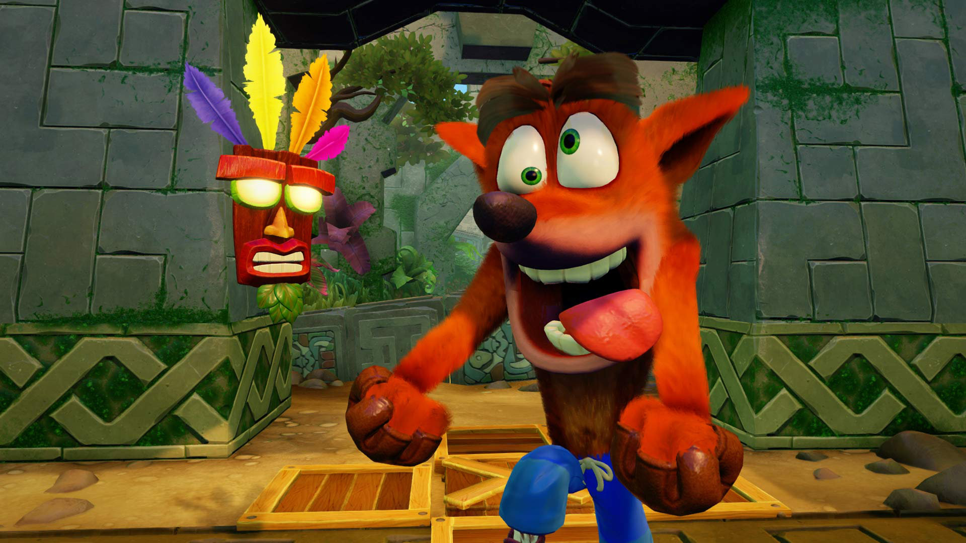 Photo of A New Crash Bandicoot? In 2020? It's About Time!