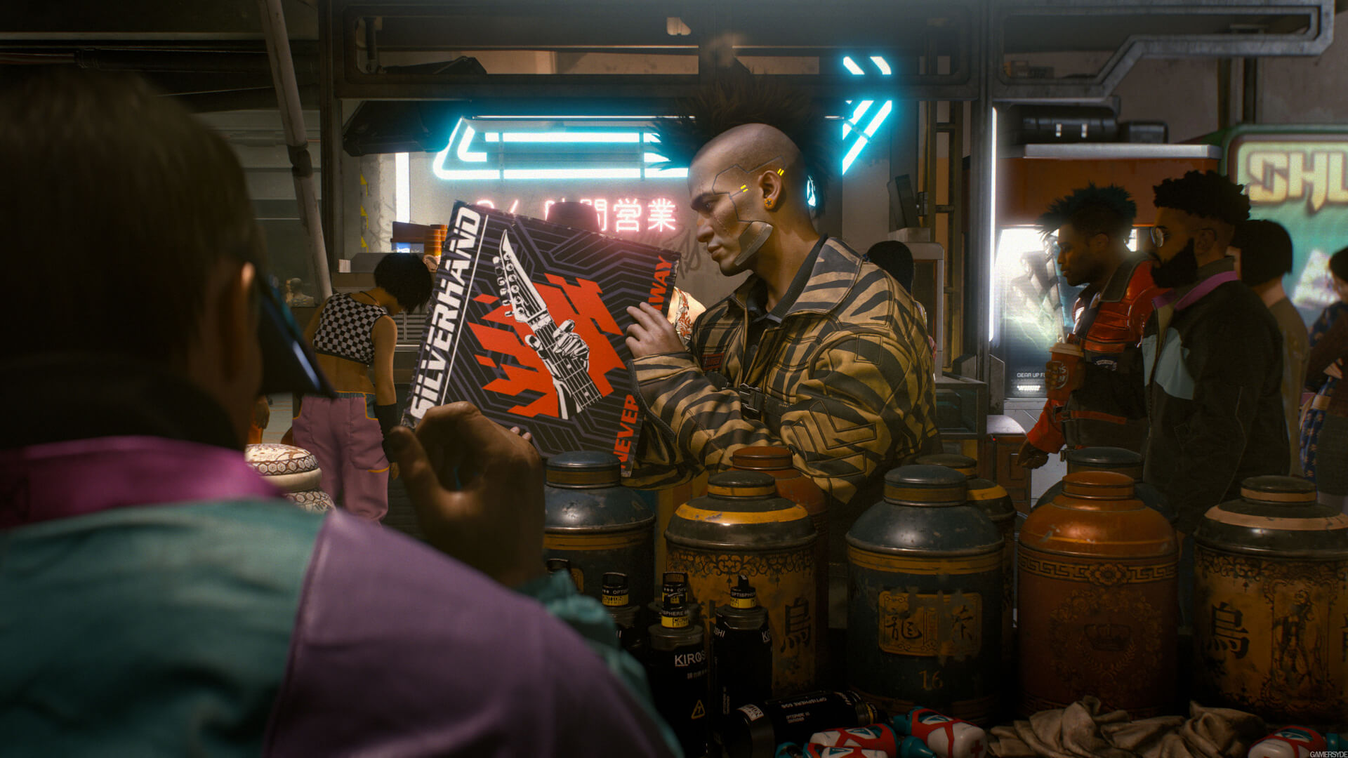 Photo of Cyberpunk 2077 Delayed to November For Extra Polish