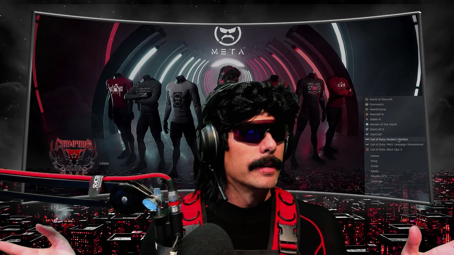 Photo of Twitch Bans Bathroom Voyeur, Racist Accent Enthusiast Dr Disrespect