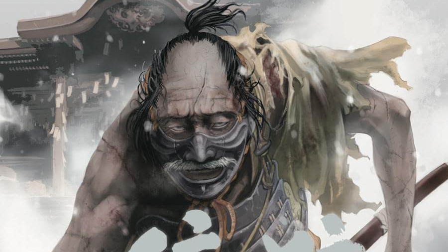 Photo of The Story of Sekiro Expands With a Manga About Hanbei the Undying