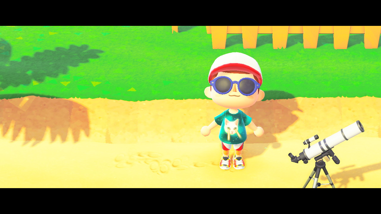 Photo of The Meme Shirt in Animal Crossing: New Horizons: A Review