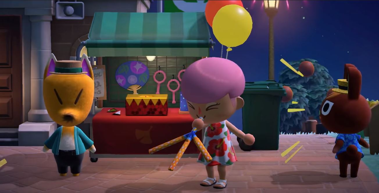 Photo of Animal Crossing New Horizons Fireworks Guide – How to Get & Use Fireworks