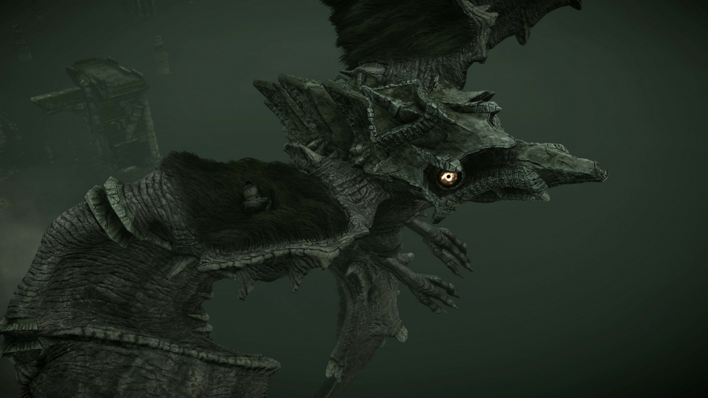 shadow of the colossus bird