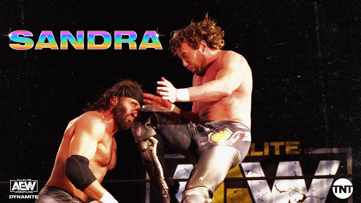 "Photo of Who Are the People In AEWs ""Which Kenny Omega Are You"" Image Macros?"