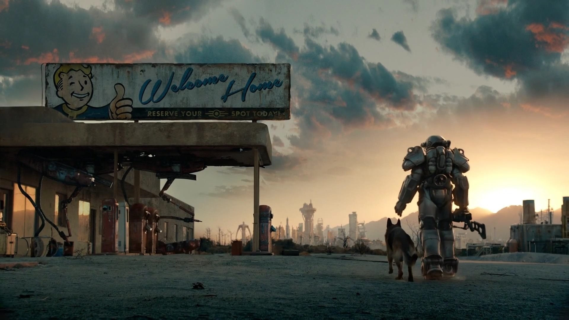 Photo of Fallout TV Series Coming From Westworld Creators