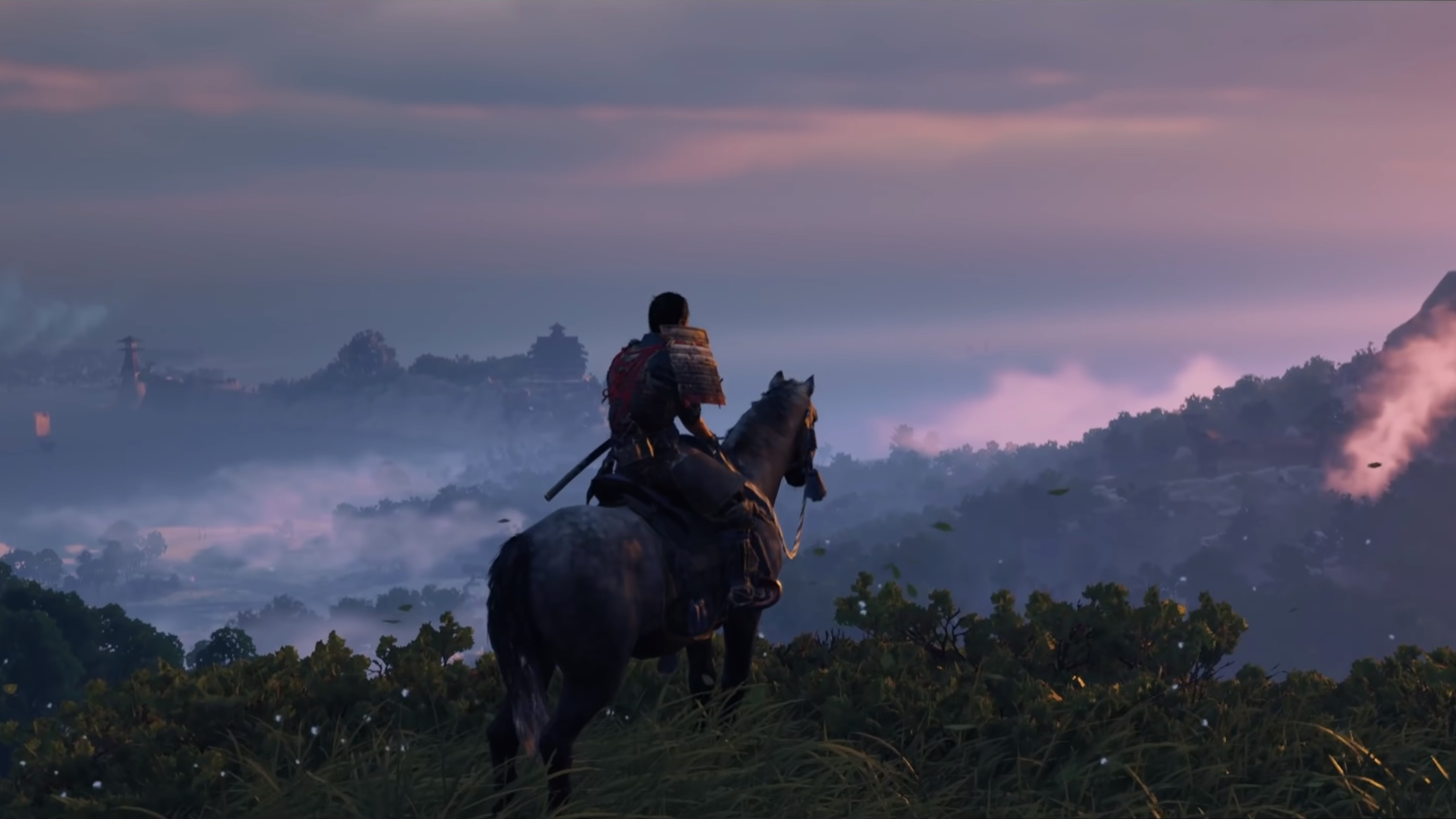 Ghost Of Tsushima Horse Guide Which Color Should You Pick