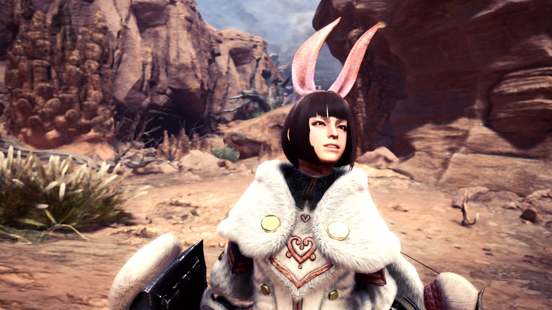 Photo of MHW Don't Forget The Earplugs! Event Quest – Hare Band Layered Armor
