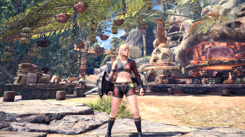 Mhw The Naked Truth Event Quest Guide Innerwear Layered Armor I also have the models for the rock form and the unposed second phase form. mhw the naked truth event quest guide