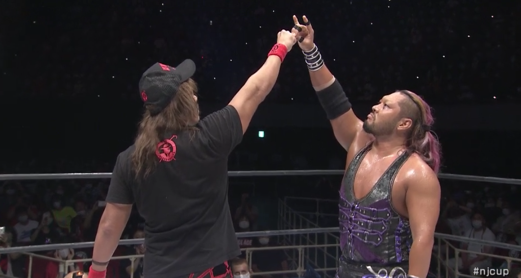 Photo of NJPW Review: New Japan Cup Final and Dominion 2020