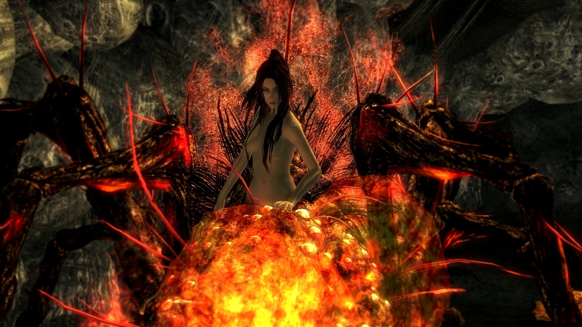dark souls chaos witch quelaag