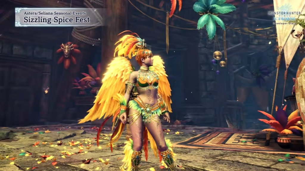 sizzling spice fest armor