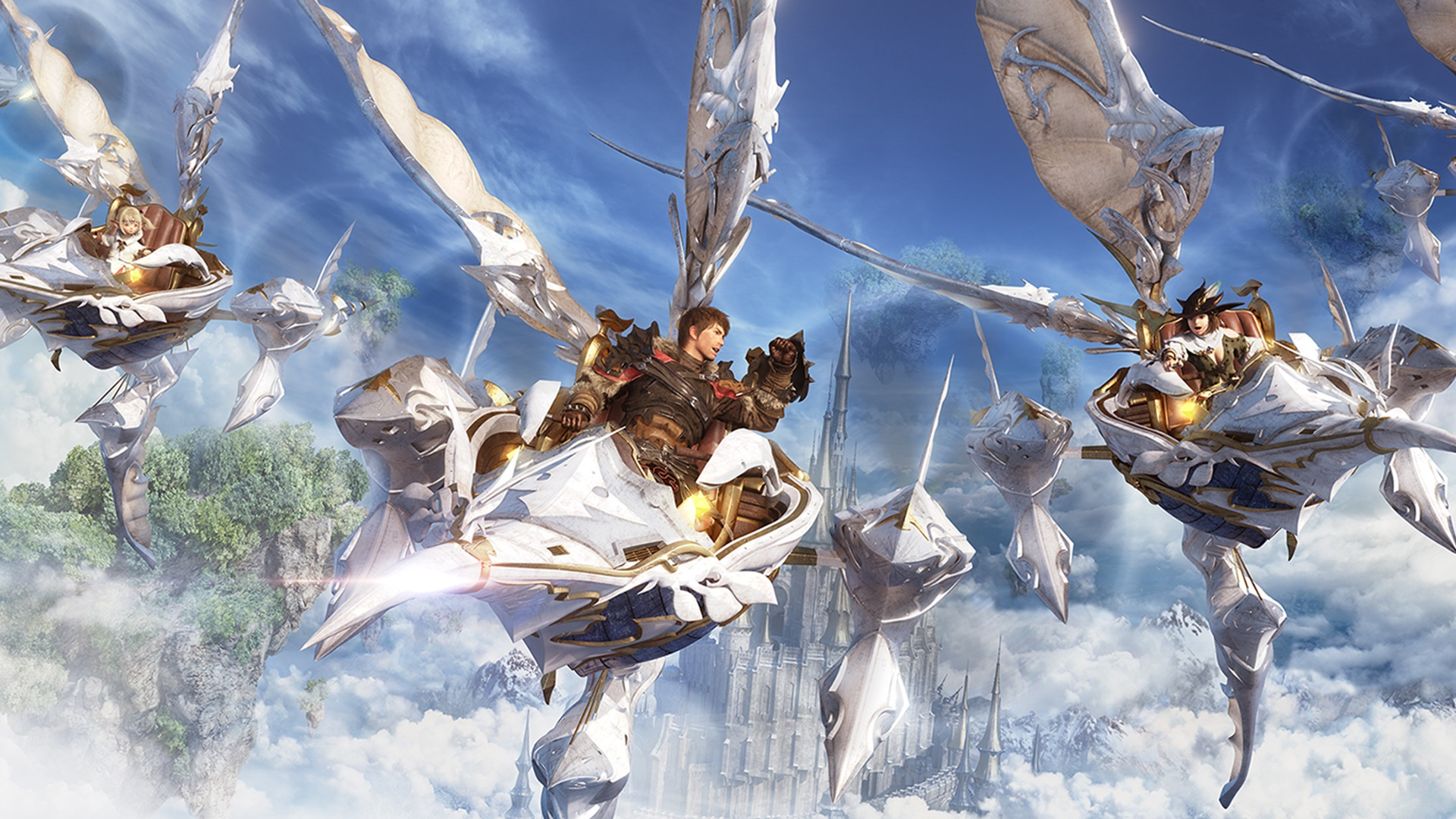 Photo of Final Fantasy XIV's Free Trial Looks Mighty Tempting, But I Will Not Give In