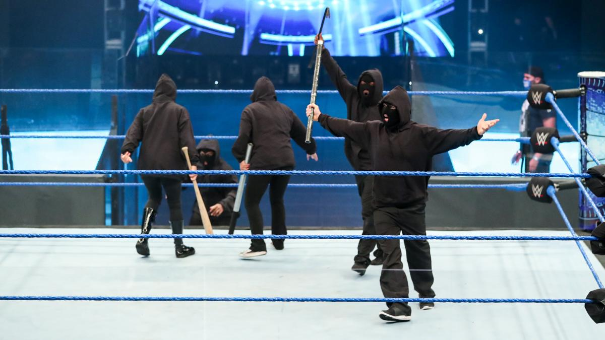 Photo of WWE Recap: Once More Into the Underground Warehouse
