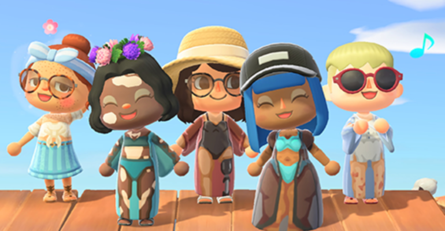 Photo of Gillette's Inclusive Designs Show the Strengths and Weaknesses of Animal Crossing's Customization