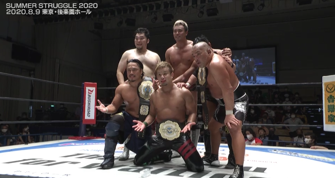 Photo of NJPW Summer Struggle 8/6-9 Review: A Better Tomorrow