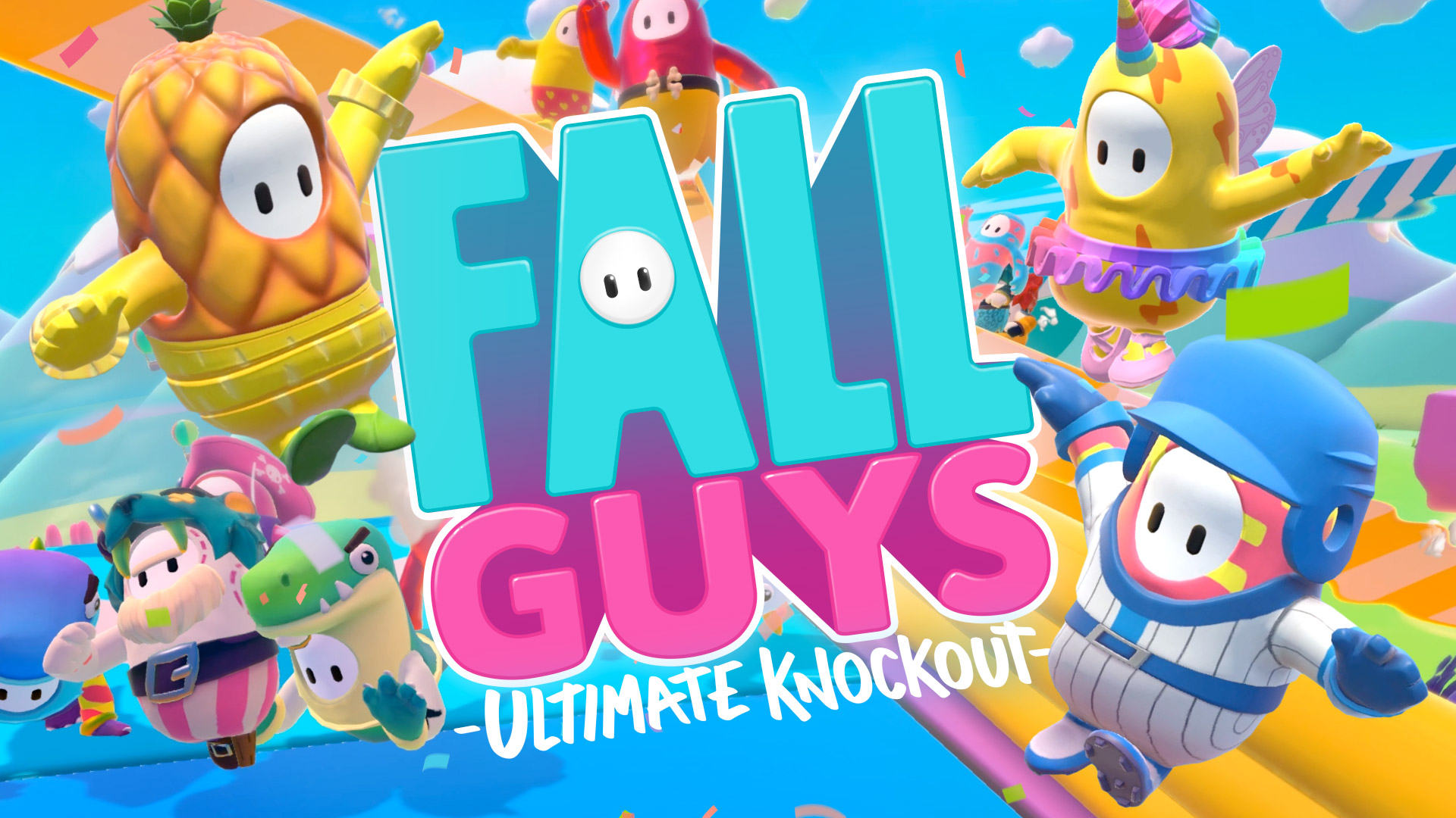 Fall Guys Minigames Guide List Of All Current Games