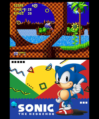 Sonic the Hedgehog 3DS