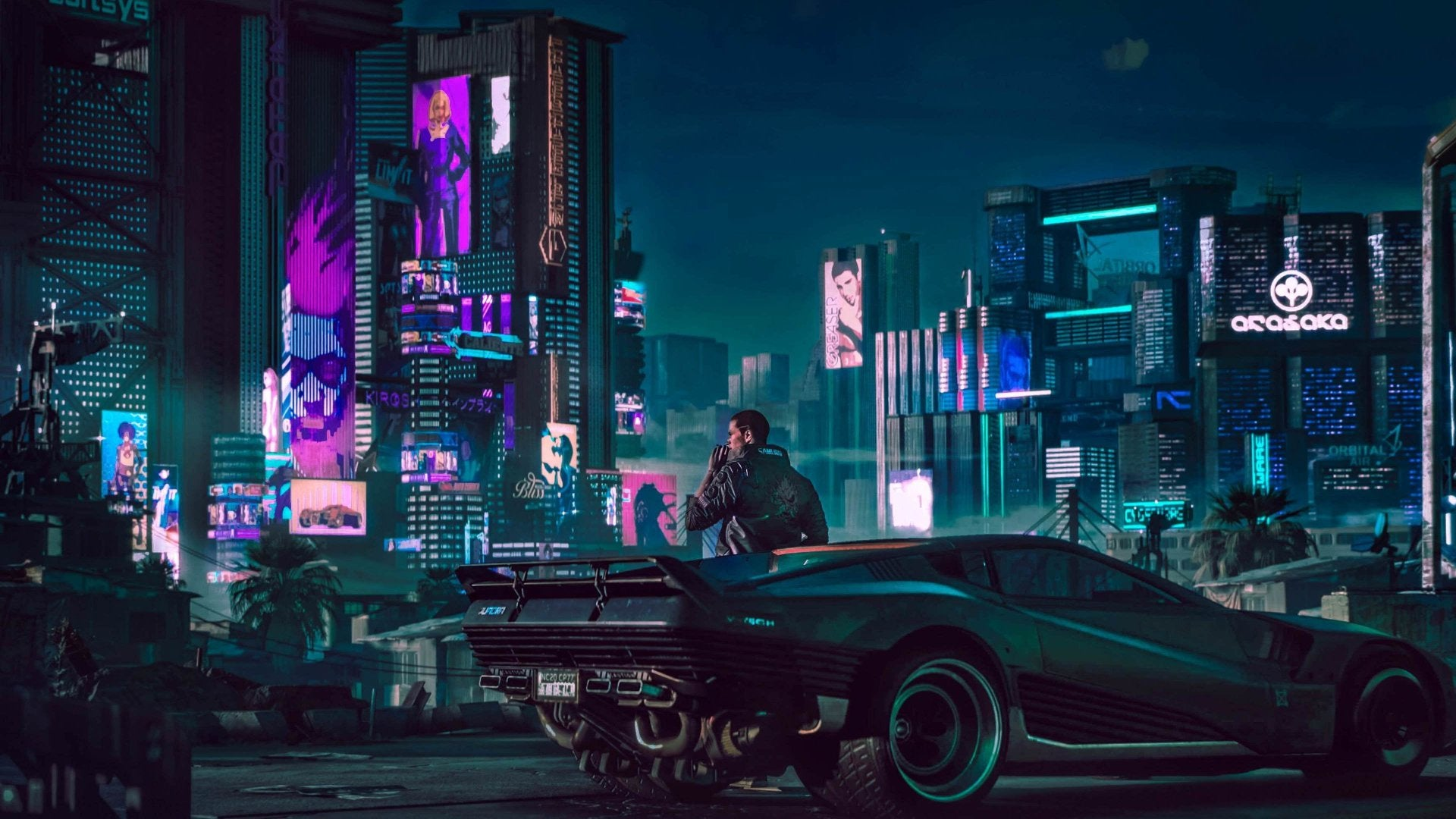 Photo of Cyberpunk 2077 Stream Highlights Night City, PC Specs, and Racial Stereotypes