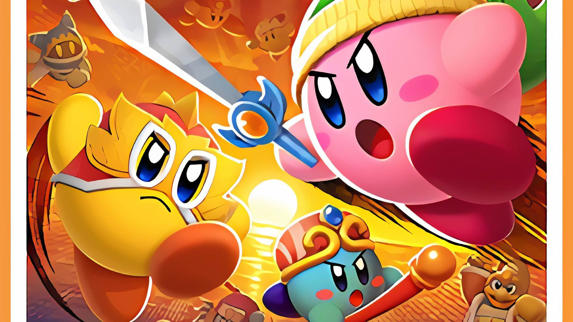 Photo of Nintendo Announced and Released a Kirby Game Late Last Night