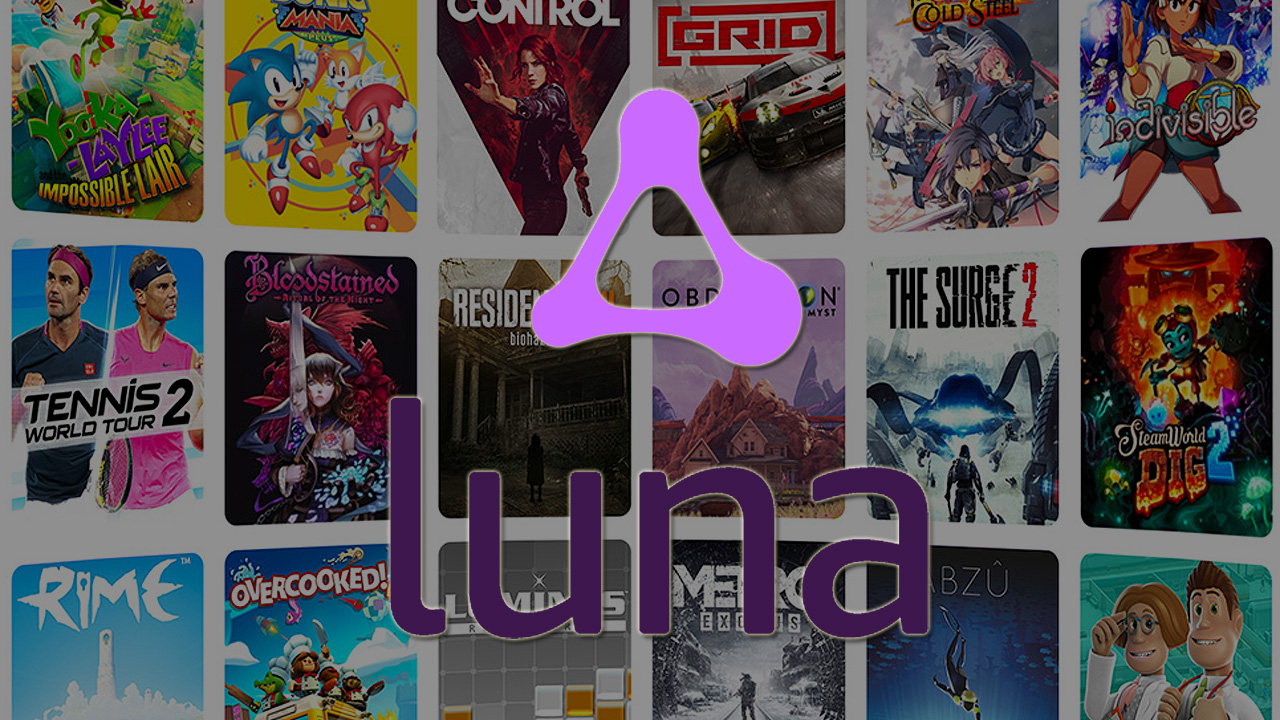 Photo of Amazon Announces Game Streaming Service Luna, Not to Be Confused With the K-Pop Group