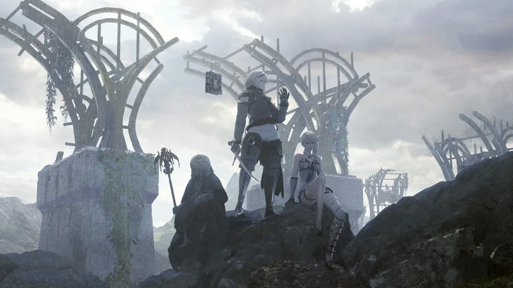 Photo of All of the Decent Amount of New NieR Series Information From Tokyo Game Show