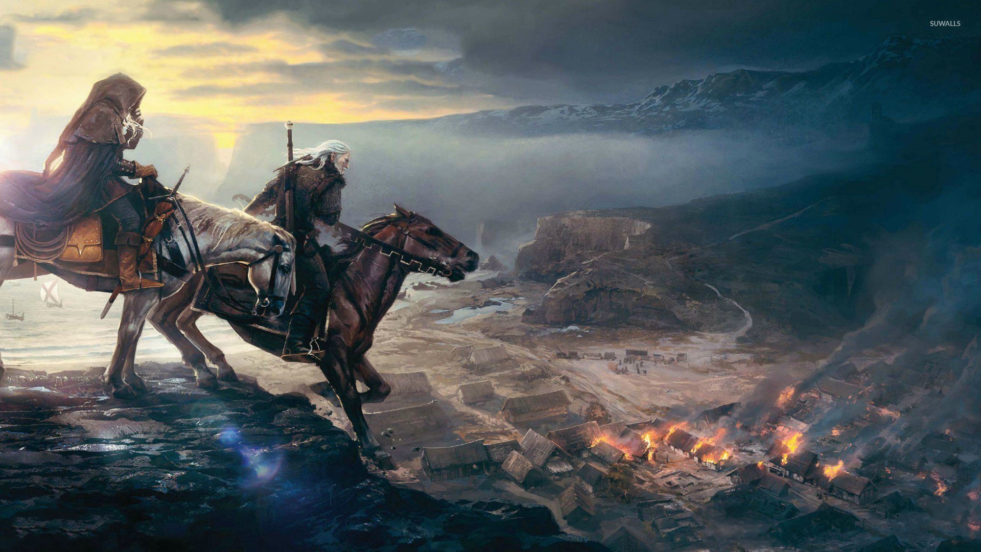 Photo of The Witcher 3 Is Coming to Next-Gen So You Can Put Another 100 Hours Into It