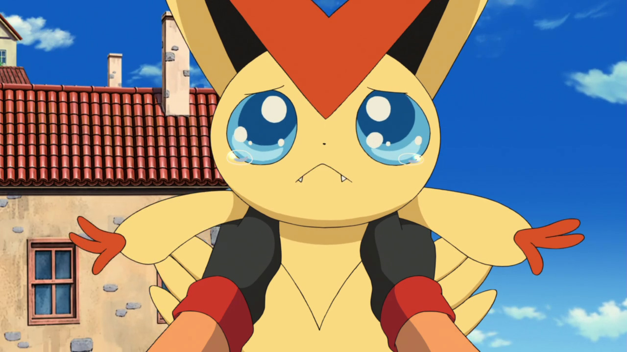 How Not To Get Victini In Pokemon Sword Shield
