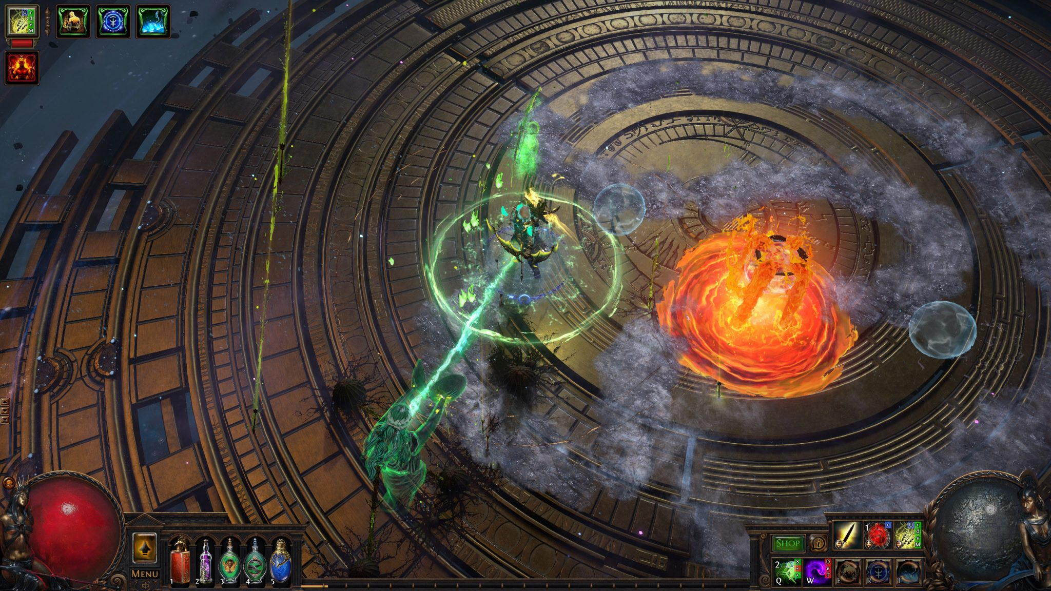 Path Of Exile Atlas Passive Skills Guide Best Skills How They Work