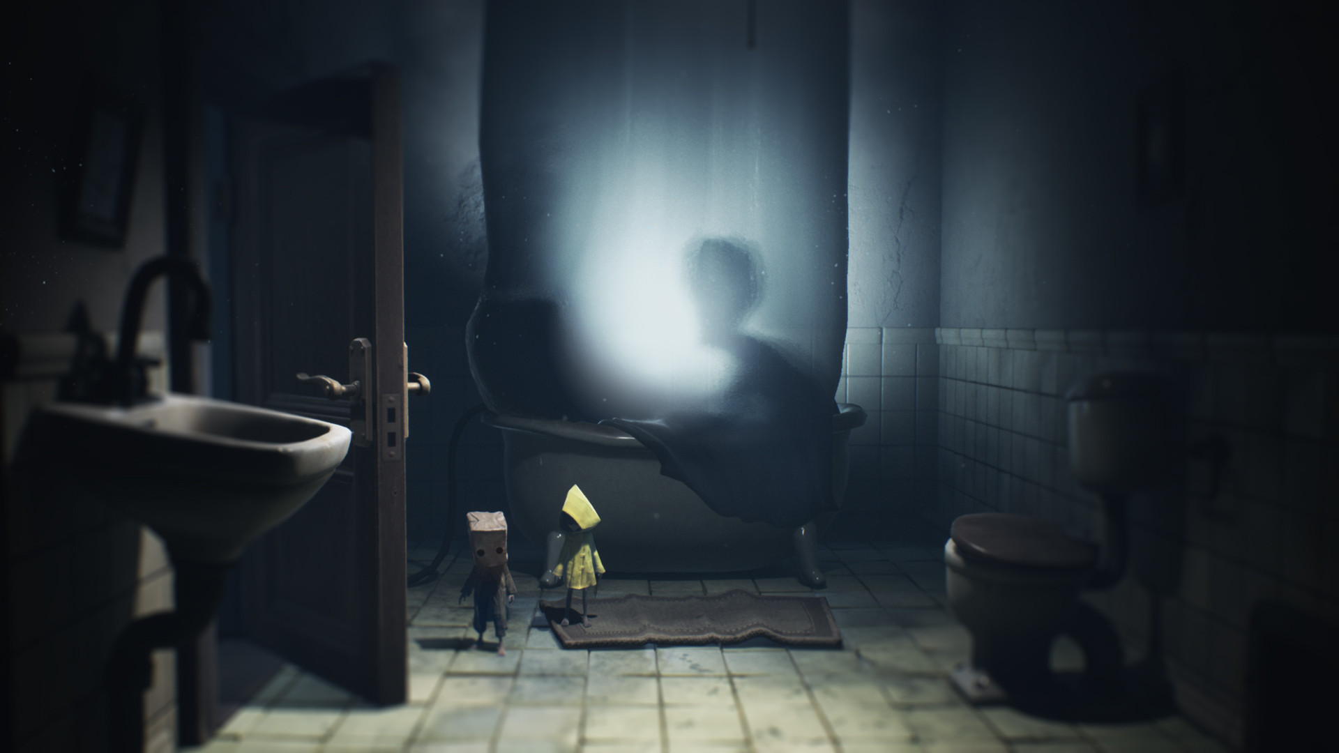 Little Nightmares 2 Chapter 4 Walkthrough Puzzles Glitching Remains Hats