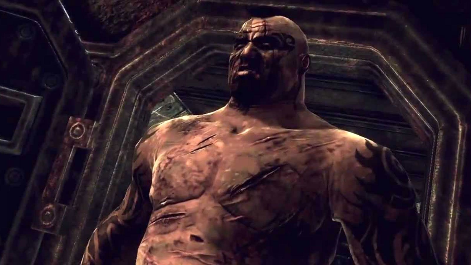 Tai in Gears of War 2, shortly before his death.