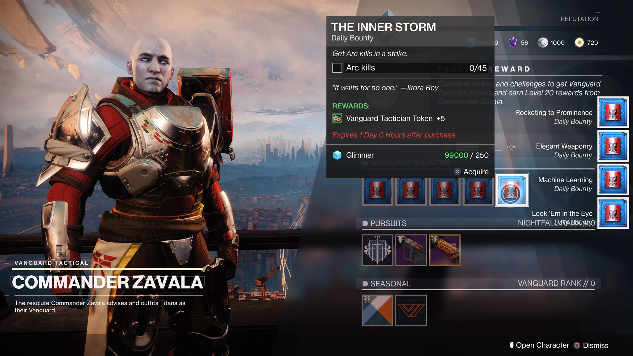 destiny 2 daily challenges